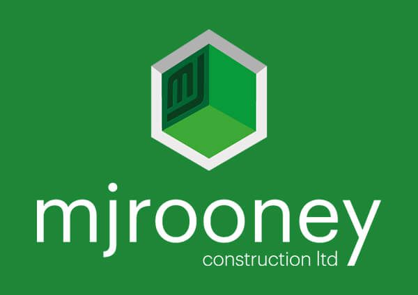 MJ Rooney Construction logo