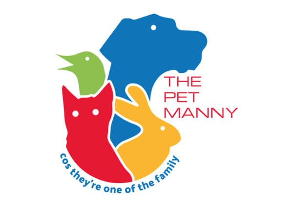 The Pet Manny logo